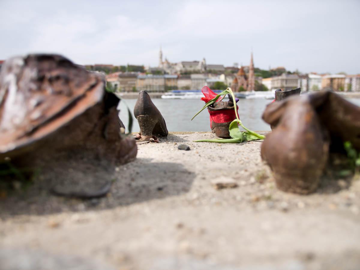 Súsošie Topánky na Dunaji