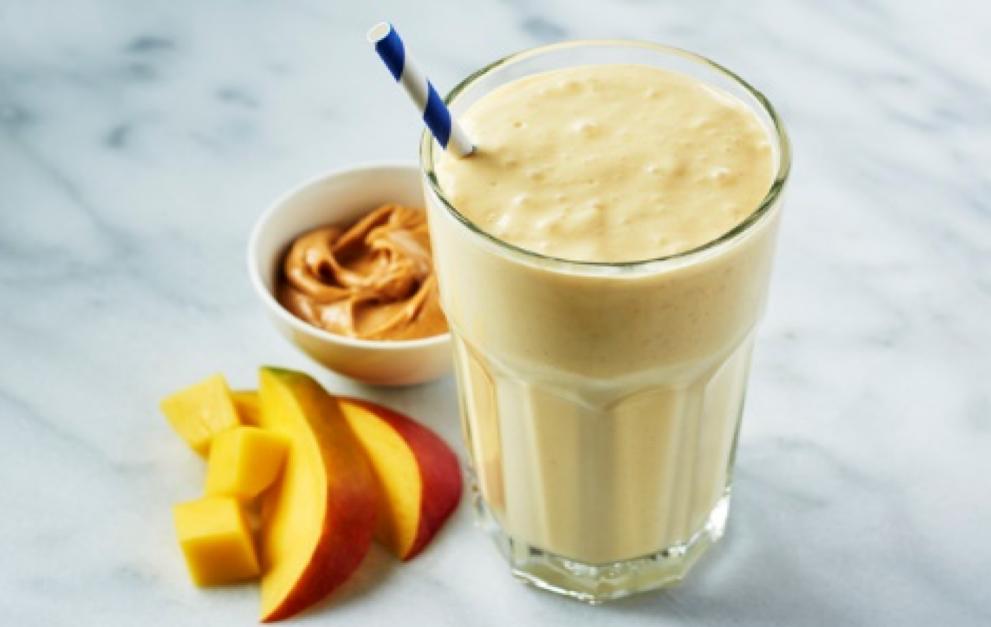 Zdravý arašidový fondán. Foto: allrecipes.ca