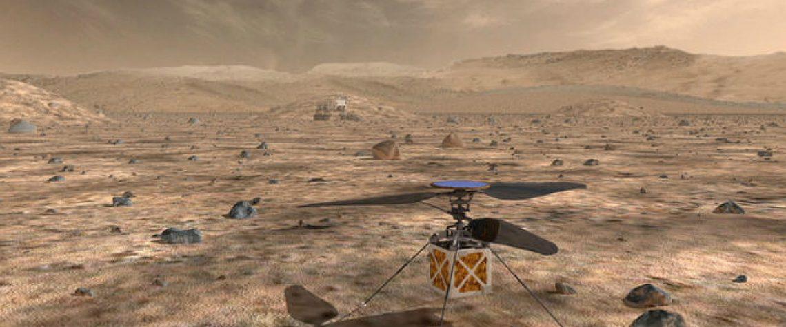 Helikoptéra Mars