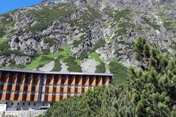 Tip do Tatier: Najvyššie položený hotel na Slovensku