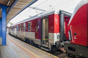Vlaky inšpirované slovenskou kultúrou