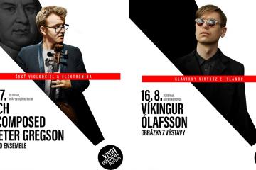 Program 15. ročníka festivalu Viva Musica! doplnia ďalšie zvučné mená z UK a Islandu
