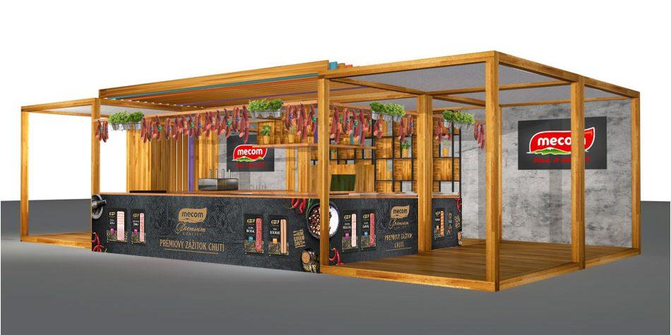 Mecom na Agrokomplexe predstaví Premium šunky
