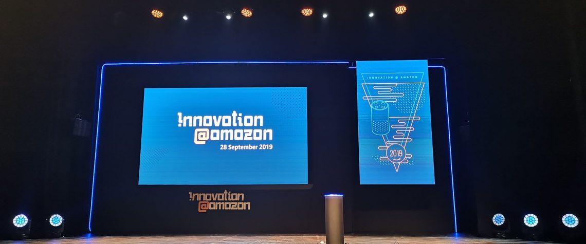 Podujatie Innovation@Amazon priblížilo budúcnosť