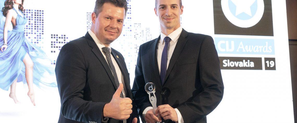 Slovenskou advokátskou kanceláriou roka v oblasti nehnuteľností je CMS