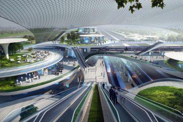 Nový dopravný uzol v Poľsku obslúži milióny pasažierov