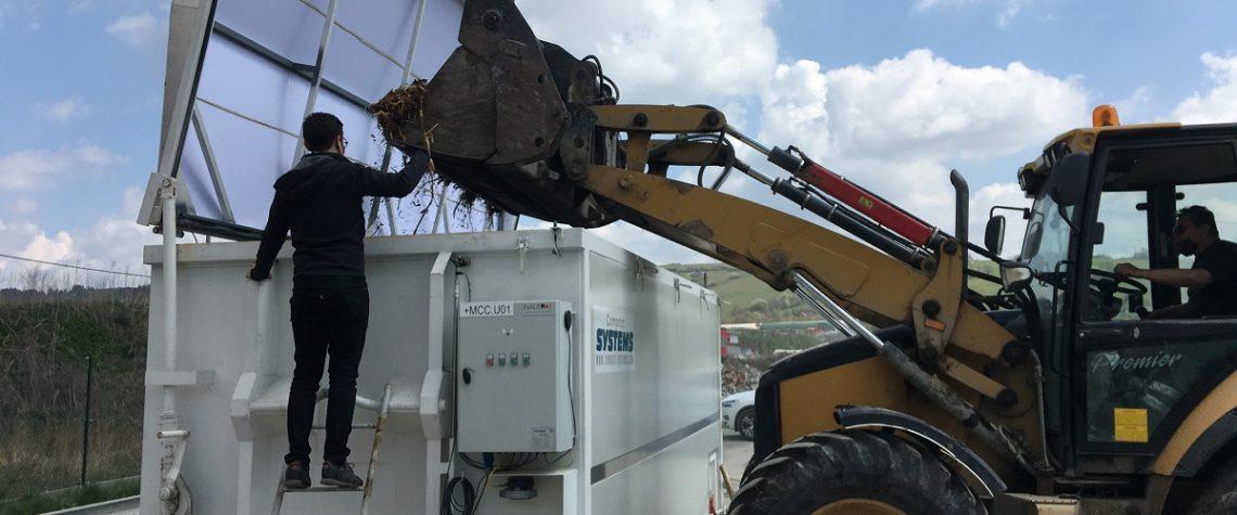 Chýbajúce kapacity na spracovanie bioodpadu môžu pomôcť vyriešiť inteligentné zariadenia